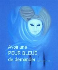 peur bleue